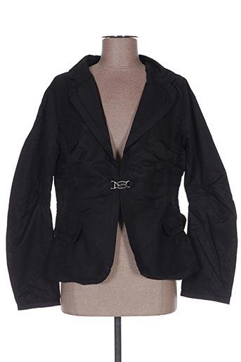 Veste chic / Blazer noir FRANSTYLE pour femme