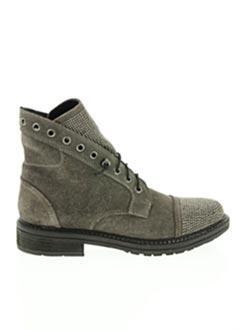 Bottines/Boots gris ALMA EN PENA pour femme