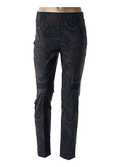 Pantalon 7/8 noir JOSEPH RIBKOFF pour femme