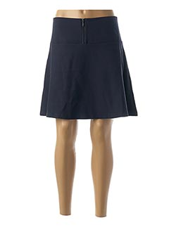 Jupe courte bleu MIA SOANA pour femme