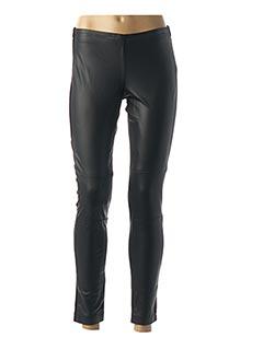 Pantalon 7/8 noir ECLIPSE pour femme