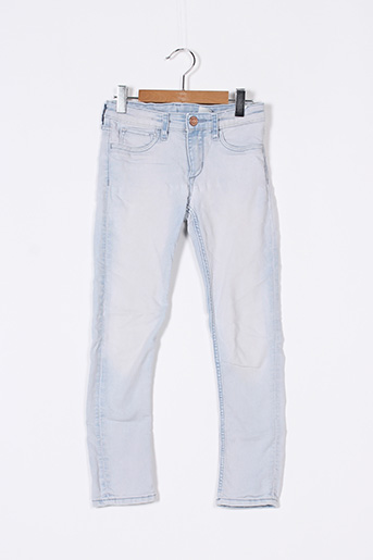 Jeans skinny bleu H&M pour fille