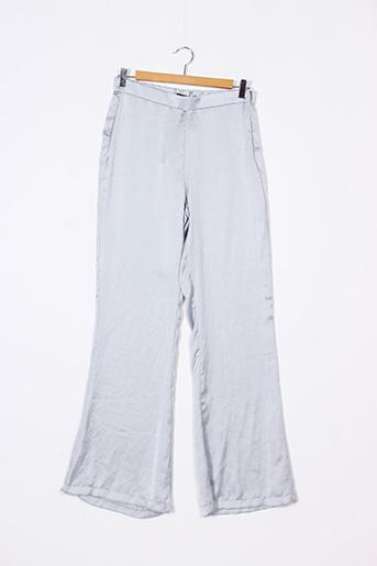 Pantalon casual bleu ZARA pour femme