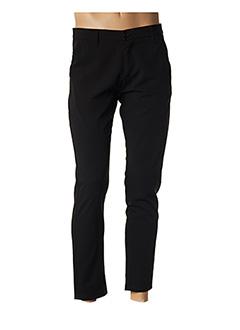 Pantalon chic noir IMPERIAL pour homme