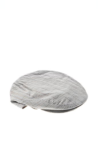 Casquette gris DERBY SPORT pour homme