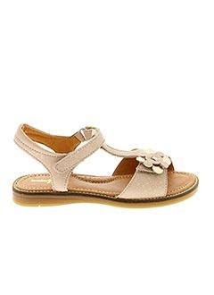 Sandales/Nu pieds rose BABYBOTTE pour fille