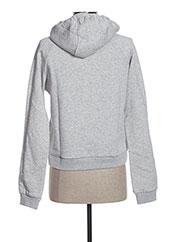 Sweat-shirt gris GARCIA pour fille seconde vue