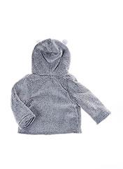 Veste casual gris 3 POMMES pour fille seconde vue