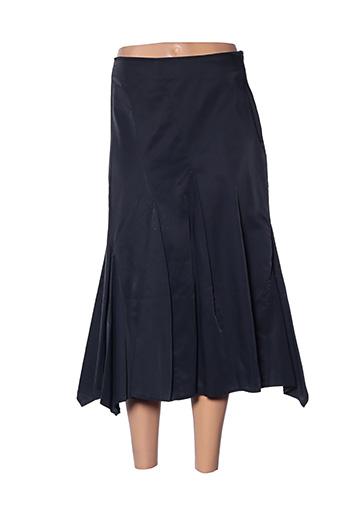 Jupe longue noir IN EXTENSO pour femme
