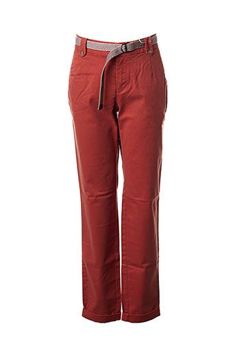 Pantalon casual orange ESPRIT pour femme