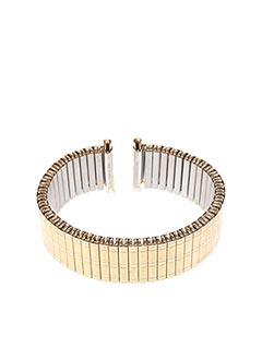 Bracelet de montre jaune BIJOUTERIE PH BOITEUX pour femme