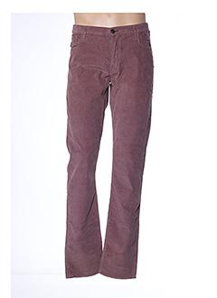 Pantalon casual rose PAUL SMITH pour homme