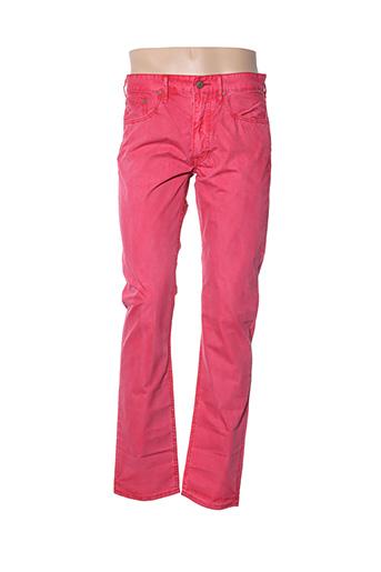 Pantalon casual rouge RALPH LAUREN pour homme