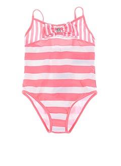 Maillot de bain 1 pièce rose MAYORAL pour fille