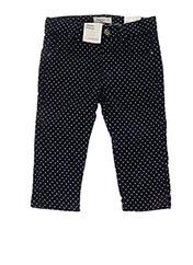 Pantalon casual bleu MAYORAL pour fille seconde vue