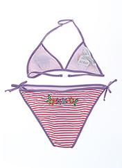 Maillot de bain 2 pièces violet MAYORAL pour fille seconde vue