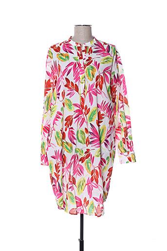 Robe courte rose HARTFORD pour femme