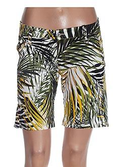 Produit-Shorts / Bermudas-Femme-PLEASE