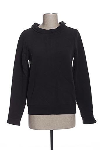 Sweat-shirt noir BENCH pour femme