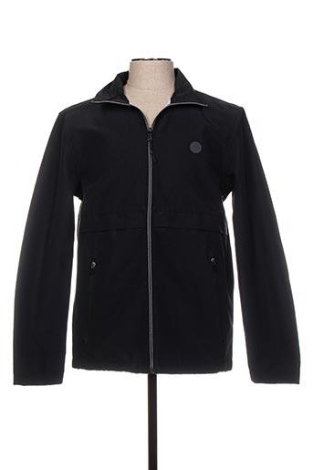 Veste casual noir BENCH pour homme