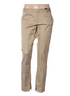 Pantalon chic beige DSQUARED pour femme