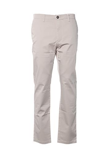 Pantalon casual beige ACNE STUDIOS pour homme