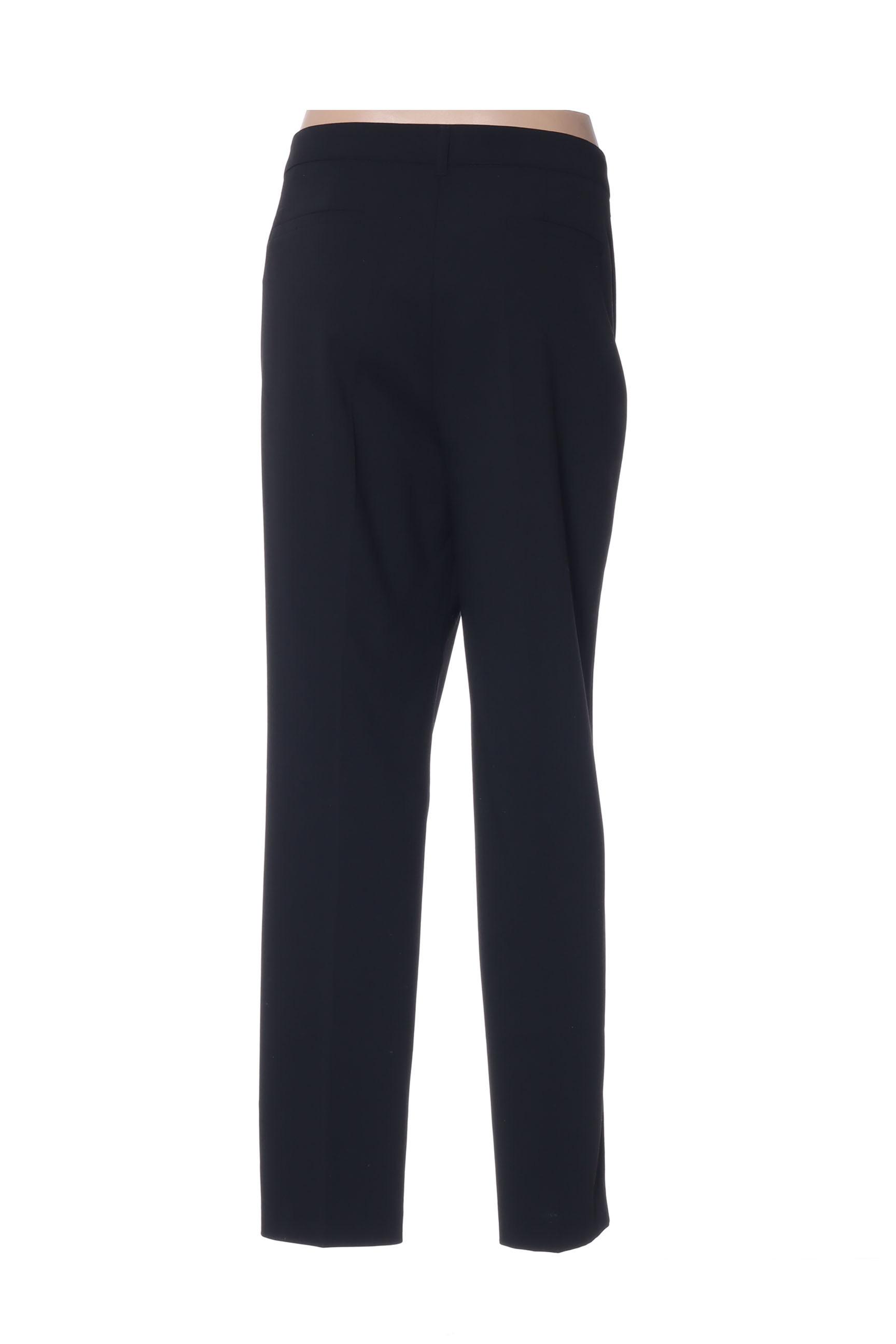 Betty Barclay Pantalons Citadins Femme De Couleur Noir En Soldes Pas Cher 1429494-noir00