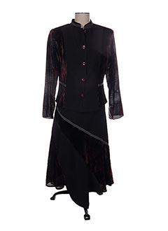 Veste/jupe noir JEAN DELFIN pour femme