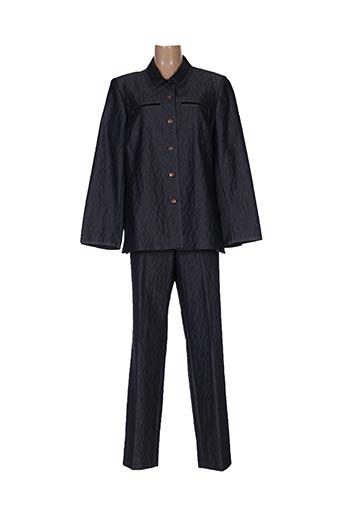 Veste/pantalon bleu PAUL MAUSNER pour femme