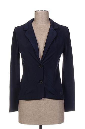 Veste chic / Blazer bleu HBT pour femme