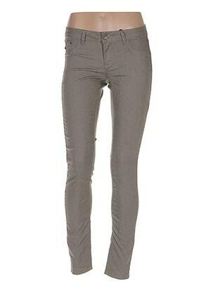 Pantalon casual vert DESIRES pour femme