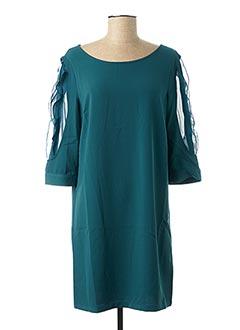 Robe mi-longue vert MOLLY BRACKEN pour femme