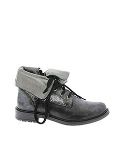 Bottines/Boots gris BELLAMY pour fille