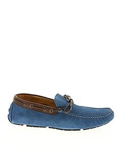 Chaussures bâteau bleu LLOYD pour homme