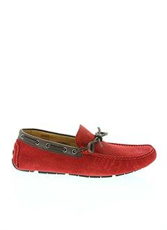 Chaussures bâteau rouge LLOYD pour homme
