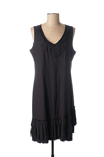 Robe courte violet DECA pour femme