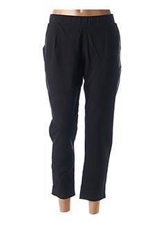 Pantalon 7/8 noir LE PETIT BAIGNEUR pour femme
