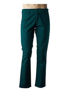 Pantalon casual vert CARHARTT pour homme