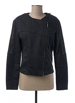 Veste casual noir GUESS pour femme