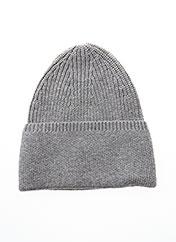 Bonnet gris RALPH LAUREN pour garçon seconde vue
