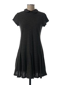 Robe pull gris RALPH LAUREN pour fille