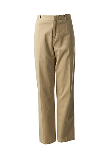 Pantalon casual beige LACOSTE pour garçon