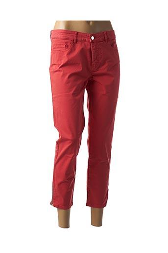 Pantalon 7/8 orange D.SPORT pour femme