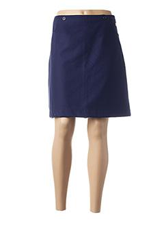 Jupe courte bleu ARMOR LUX pour femme