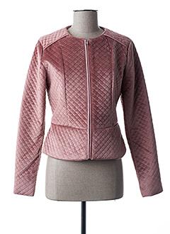 Veste chic / Blazer rose SMASH WEAR pour femme