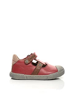 Baskets rouge MOD8 pour garçon