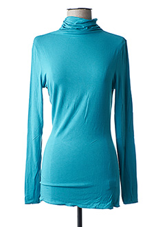 Sous-pull bleu LILI NUCCI pour femme