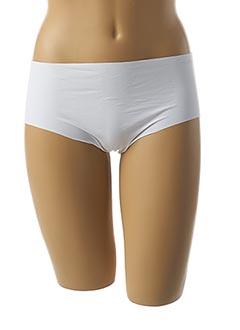 Shorty/Boxer blanc VANITY FAIR pour femme