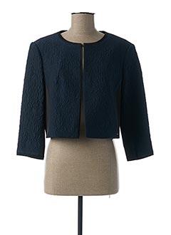 Veste chic / Blazer bleu DIAMBRE pour femme