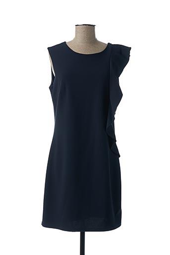 Robe courte bleu FIFILLES pour femme